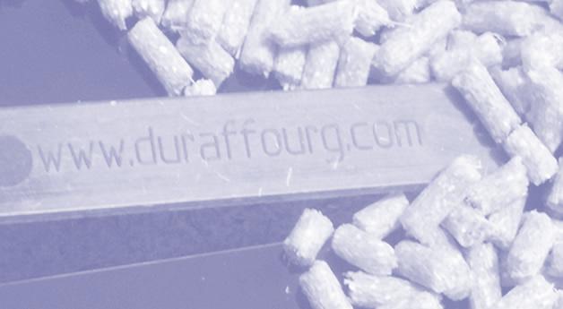 pièces en bioplastique